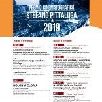 PREMIO STEFANO PITTALUGA 2019 CON ACEC LIGURIA Incontri cinematografici di Borghetto Santo Spirito - Savona