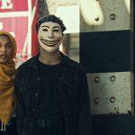 FUNNY FACE (Tim Sutton) L'altra faccia del Joker