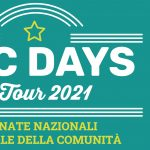 SDC DAYS 2021: SAVE THE DATE! Dal 23 al 25 settembre le Giornate nazionali delle Sale della Comunità 5a edizione